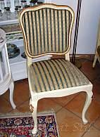 Antiker Stuhl, klassisch restauriert von Antik mit Stil