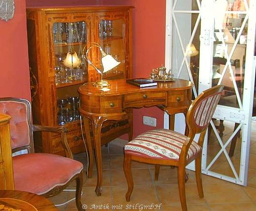 Original Biedermeier-Stuhl restauriert