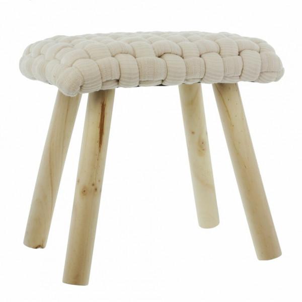Sitzhocker im Scandy Style