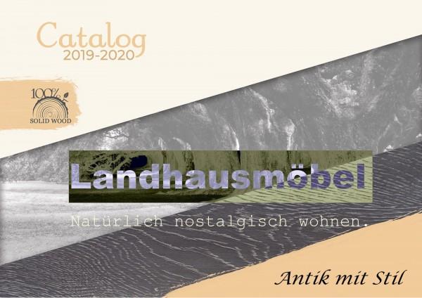 """Print-Katalog """"Landhausmöbel"""""""