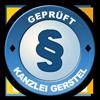 Prüfzeichen-Kanzlei-Gerstel